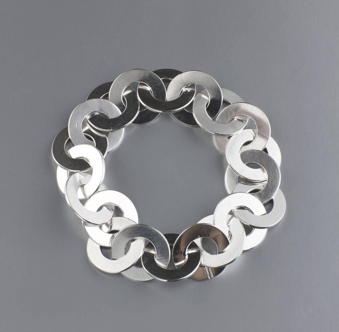 Armlänk i silver